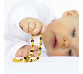 Bebeklerde Diş Çıkarma Döneminde Kehribarın Faydaları